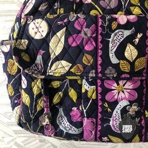 Vera Bradley Bags - Vera Bradley Floral Nightingale Shoulder Bag